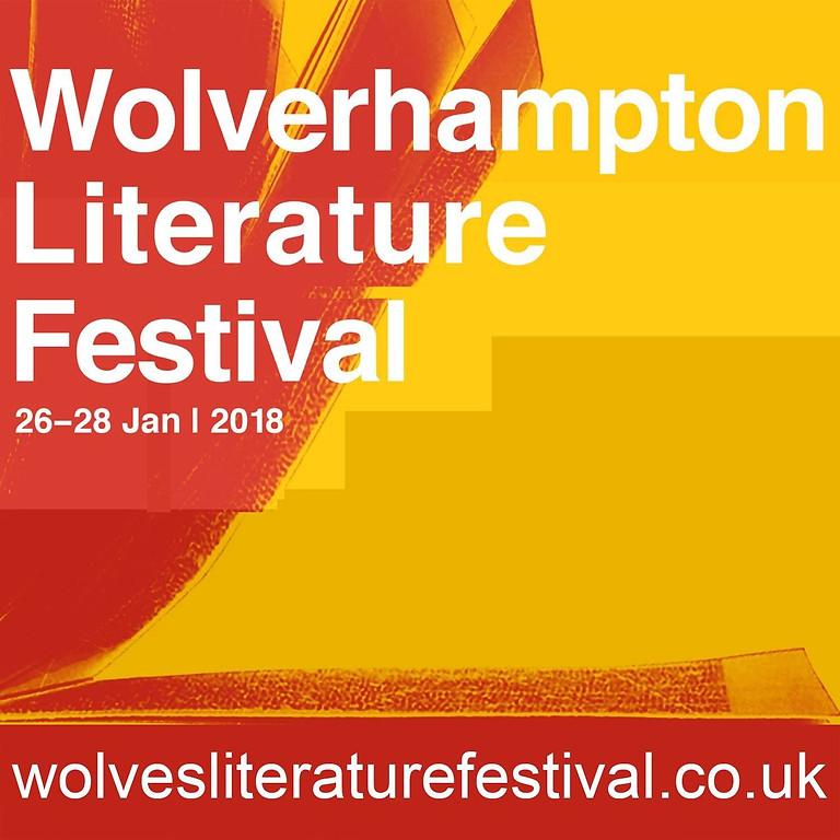 Poets Against Racism at Wolverhampton Literature Festival