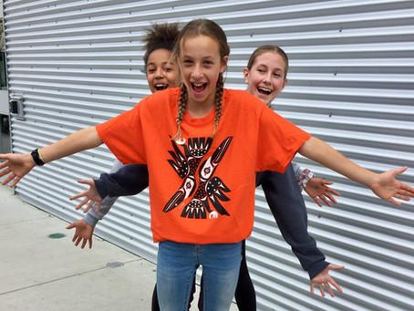 It's Orange Shirt Day!