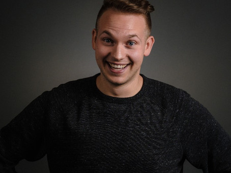 Professional Dry Bar comedian Matt Falk to perform stand-up at NCS Virtual Comedy Night fundraiser