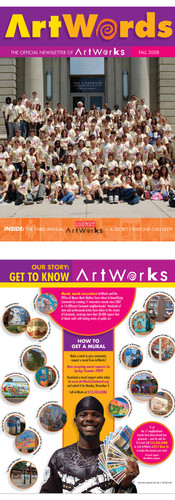 ArtWords Newsletter