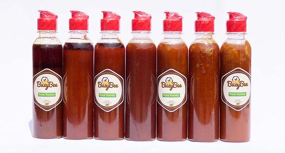 Honey Crystalization