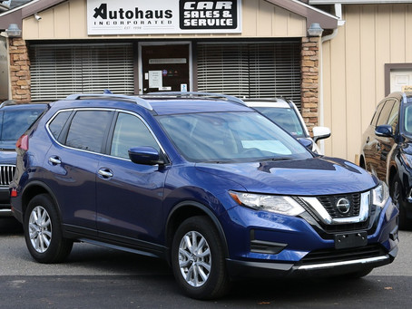 2019 Nissan Rouge SV AWD
