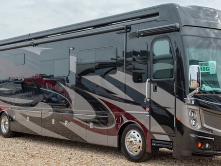 2019 Fleetwood Discovery XLE 40g Diesel pusher