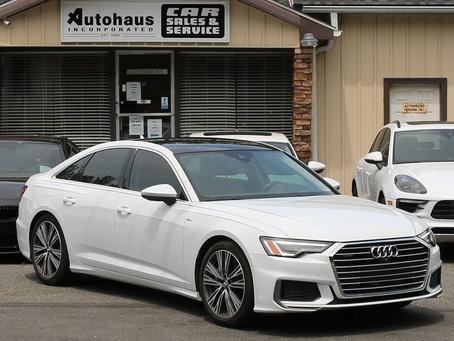 2019 Audi A6 Premium Plus quattro