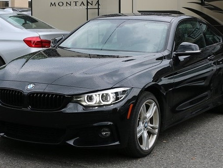 2019 BMW 440i xDrive 6 Speed Manual M Sport Package