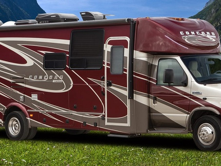 2018 Coachman Concord 300 DS Luxury Package
