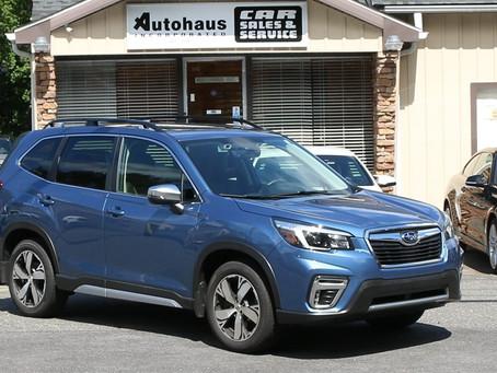2021 Subaru Forester Touring