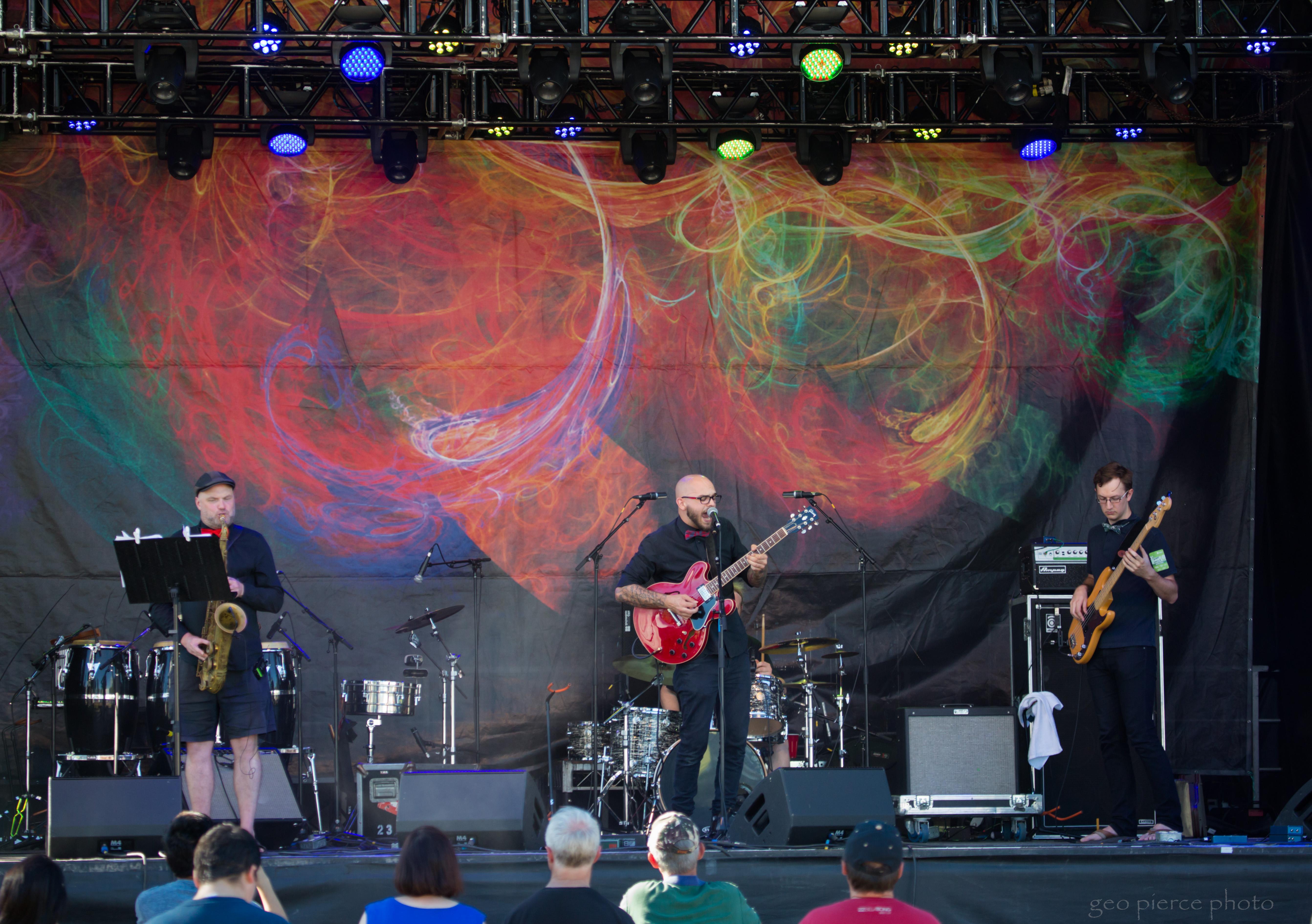 Band Surrey Fusion Fest