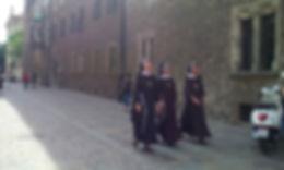 Trois soeurs à Cracovie