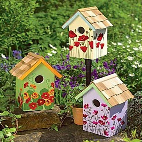 Birdhouse Make and Paint