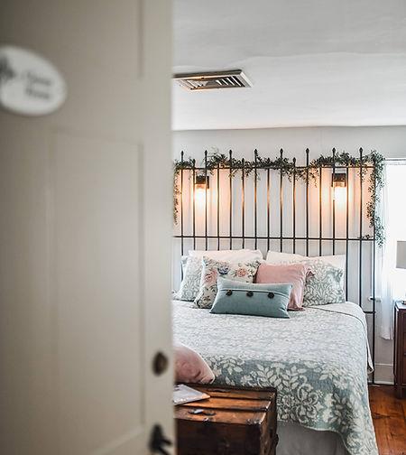 Watergrasshill Bed & Breakfast Clover Room