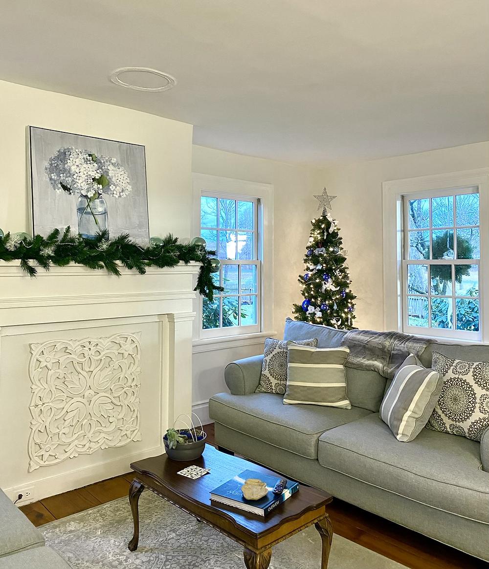 Cozy Living Room at Watergrasshill B&B