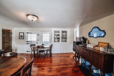 Dining Room at Watergrasshill Bed & Breakfast