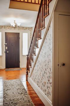 Entryway t Watergrasshill Bed & Breakfast