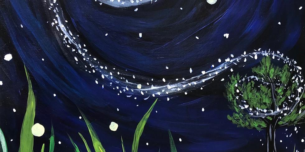 Paint & Sip: Firefly Lane