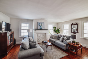 Living Room at Watergrasshill Bed & Breakfast