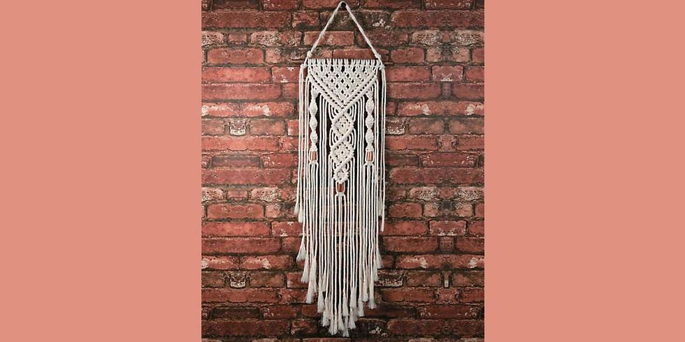 Craft Night: Macrame Wall Hanging