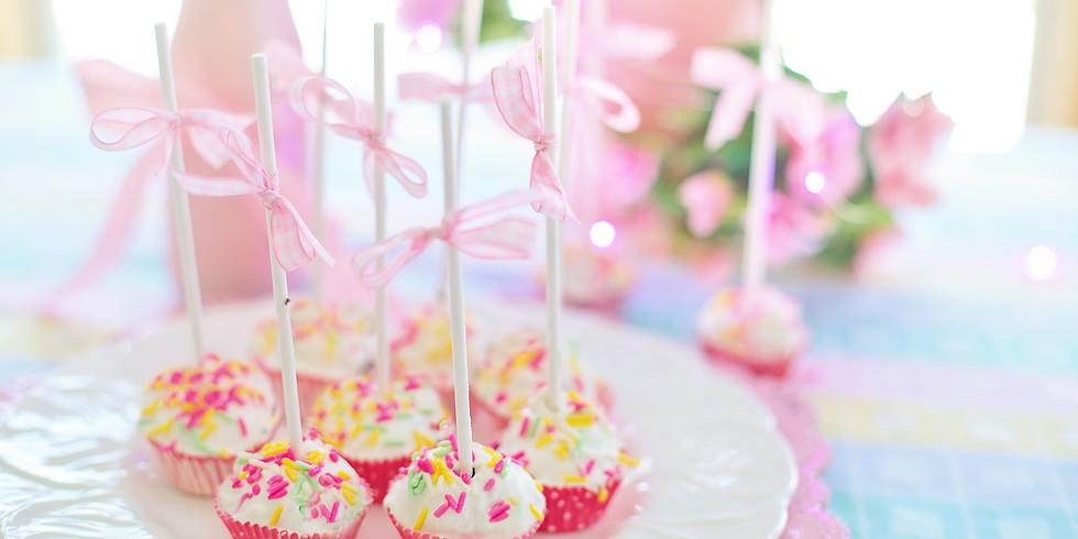 Bake & Take: Spring Cake Pops