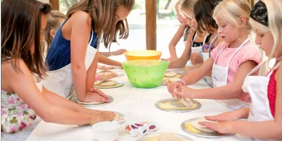 Kids Italian Cooking Class! (Ages 8-13)