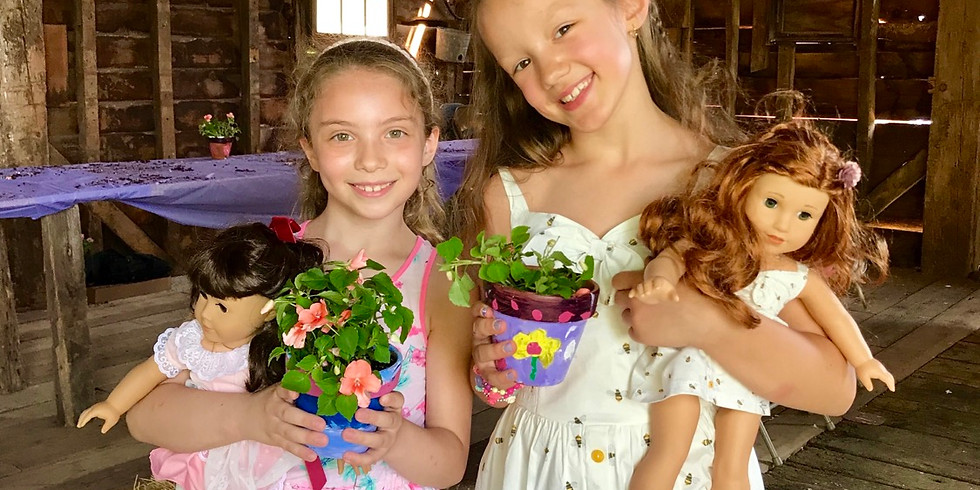 A Blaire Affair: Afternoon on the Farm with American Girl Blaire Wilson