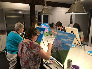 Art Classes at Watergrasshill Bed & Breakfast