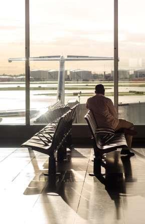עיכוב בטיסה בשל תקלה טכנית - מהו הפיצוי עד לתיקון התקלה