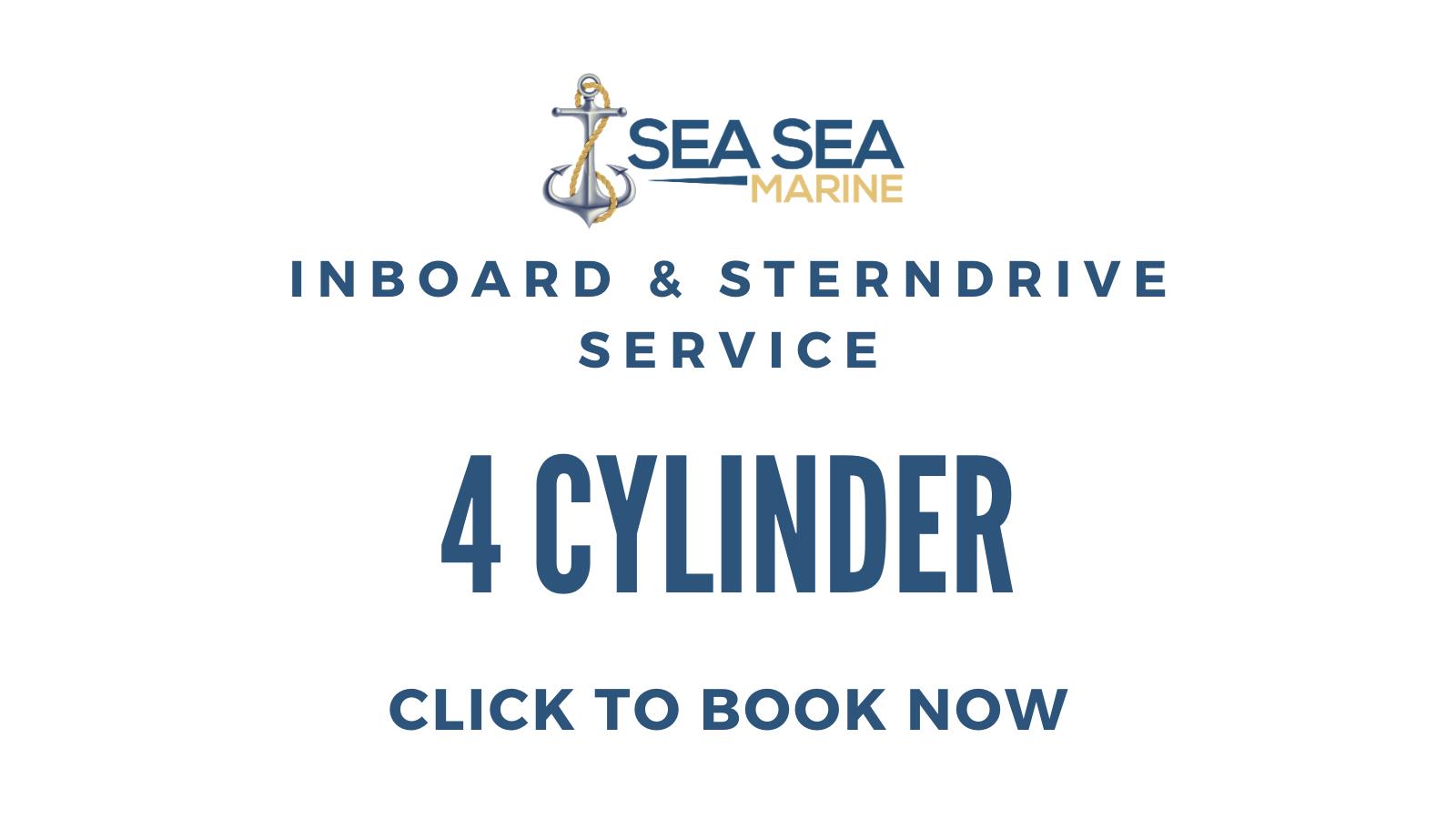 Inboard/Sterndrive Service (4 Cylinder)