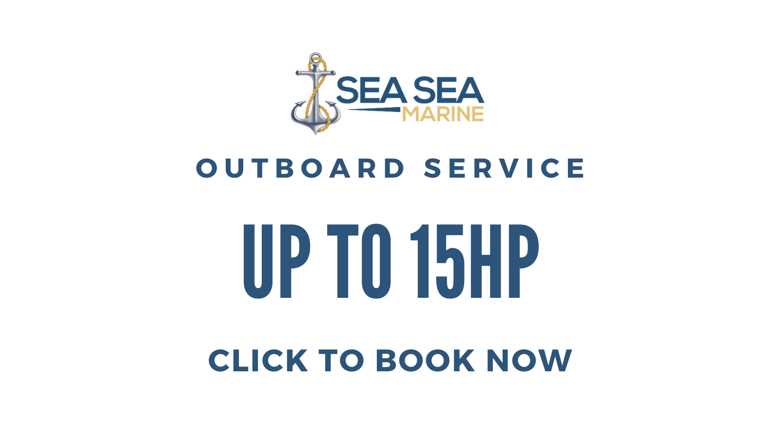 Outboard Service (up to 15HP)