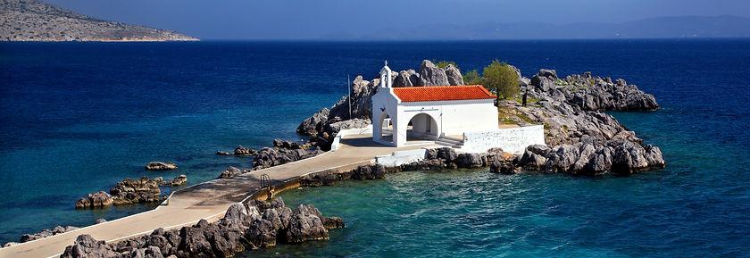 CHIOS ISLAND, NORTH AEGEAN, GREECE. The