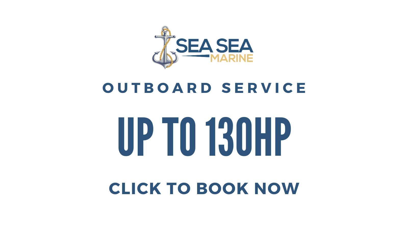 Outboard Service (up to 130HP)