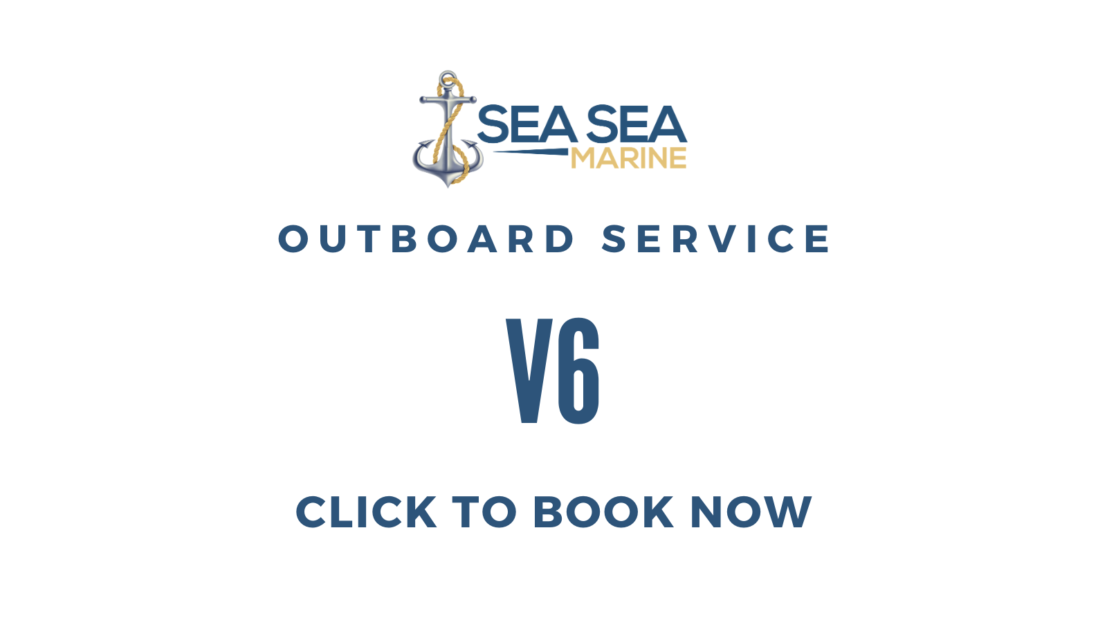 Outboard Service (V6)