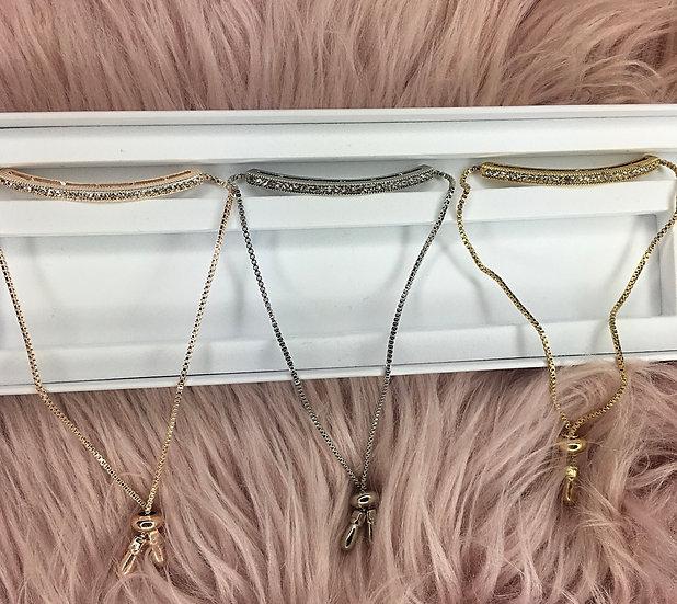 Diamond Princess Bracelet