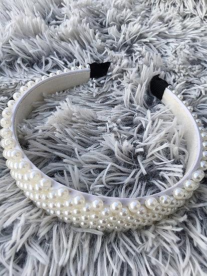 Give me my Pearls headband
