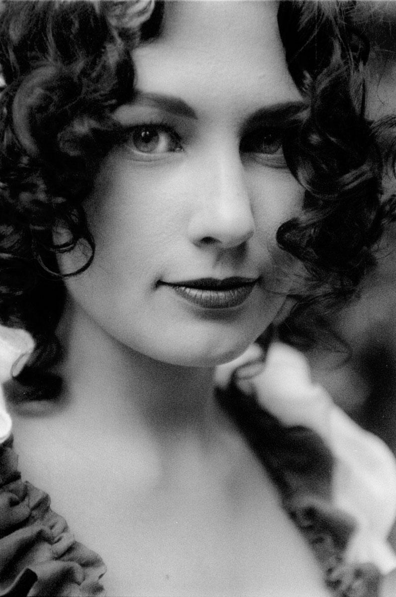 Sarah Bernhardt als Kameliendame
