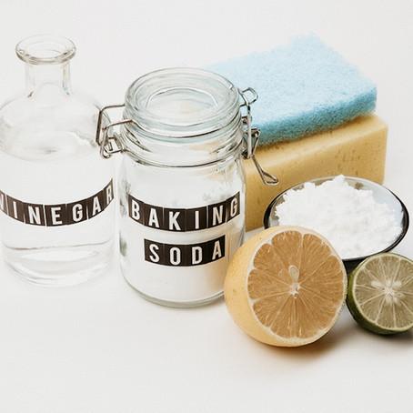 Productos de limpieza que puedes preparar en casa