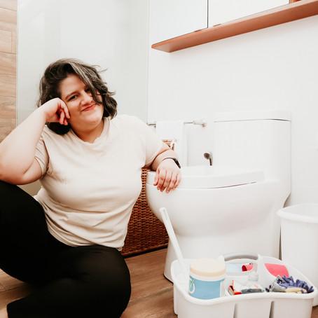 Cómo limpiar un inodoro | Paso por paso