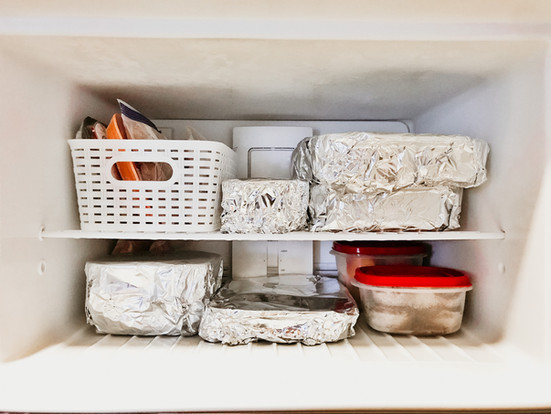 Llena tu freezer en 3 semanas