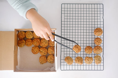 Muffins de guineo