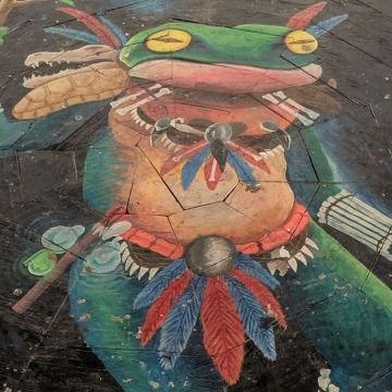 frog shaman