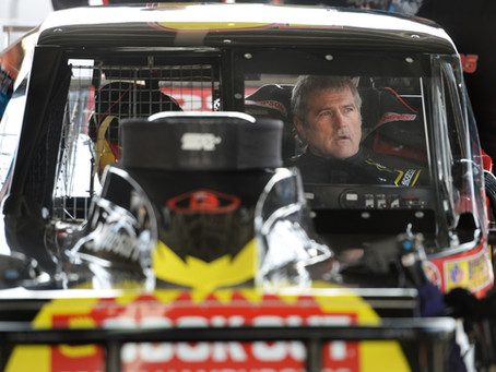Former NASCAR champ and Hall of Famer Bobby Labonte returning to SoBo for Saturday's SMART Mod race