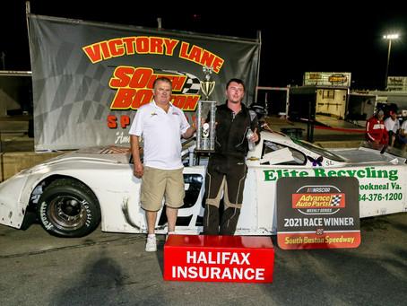 Stuart Crews & Mike Looney grab wins at South Boston Speedway
