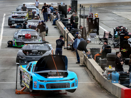 Drivers excited about return to racing at South Boston Speedway