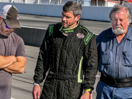 South Boston Speedway racing families celebrate Father's Day this weekend