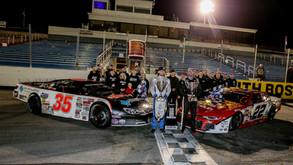 McCarty, Kvapil score CARS Tour wins, titles at South Boston Speedway