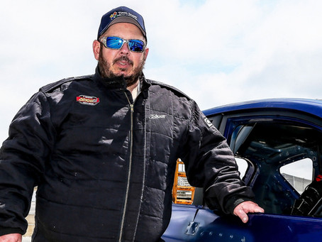 DeCarlo having a blast in South Boston Speedway's Budweiser Hornets Division