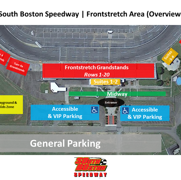 Frontstretch Overview