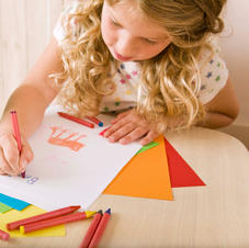 Kids Coloring Sheets