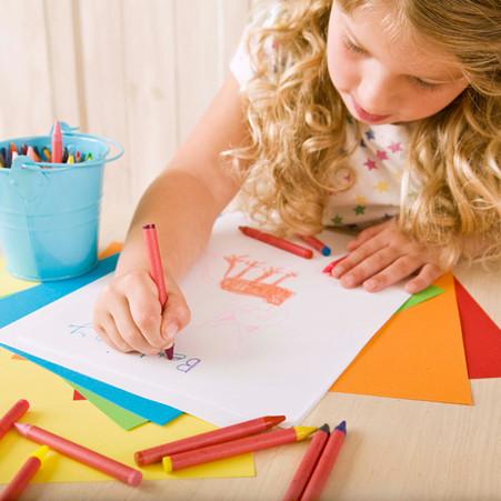 Real Parenting: Creative Kids
