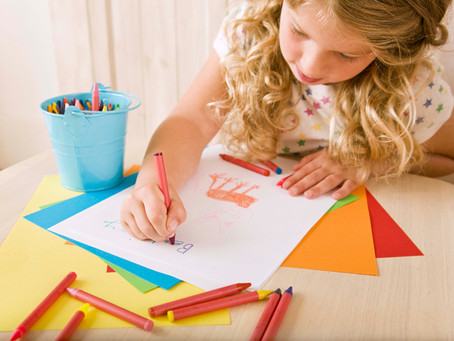 Engaging Children with ART