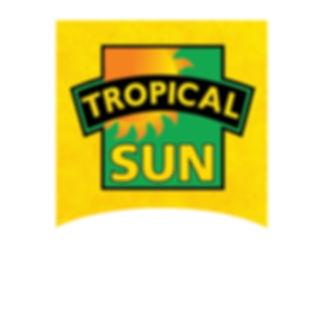 Tropical Sun Logo 4 Colours + Arch (Laye